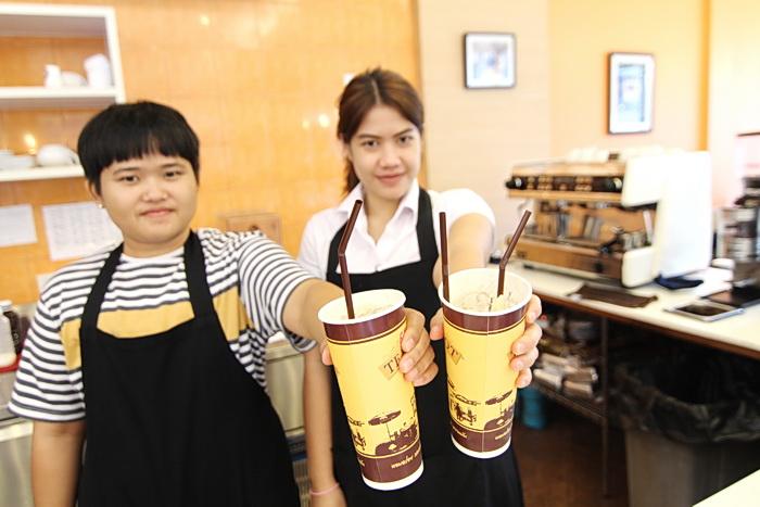กาแฟเย็น TL
