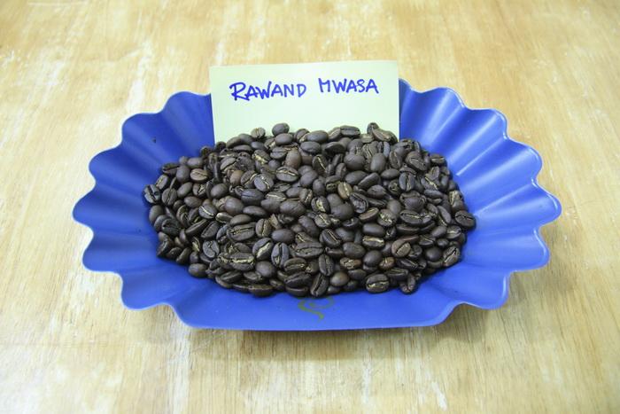 กาแฟคั่วรวันดา
