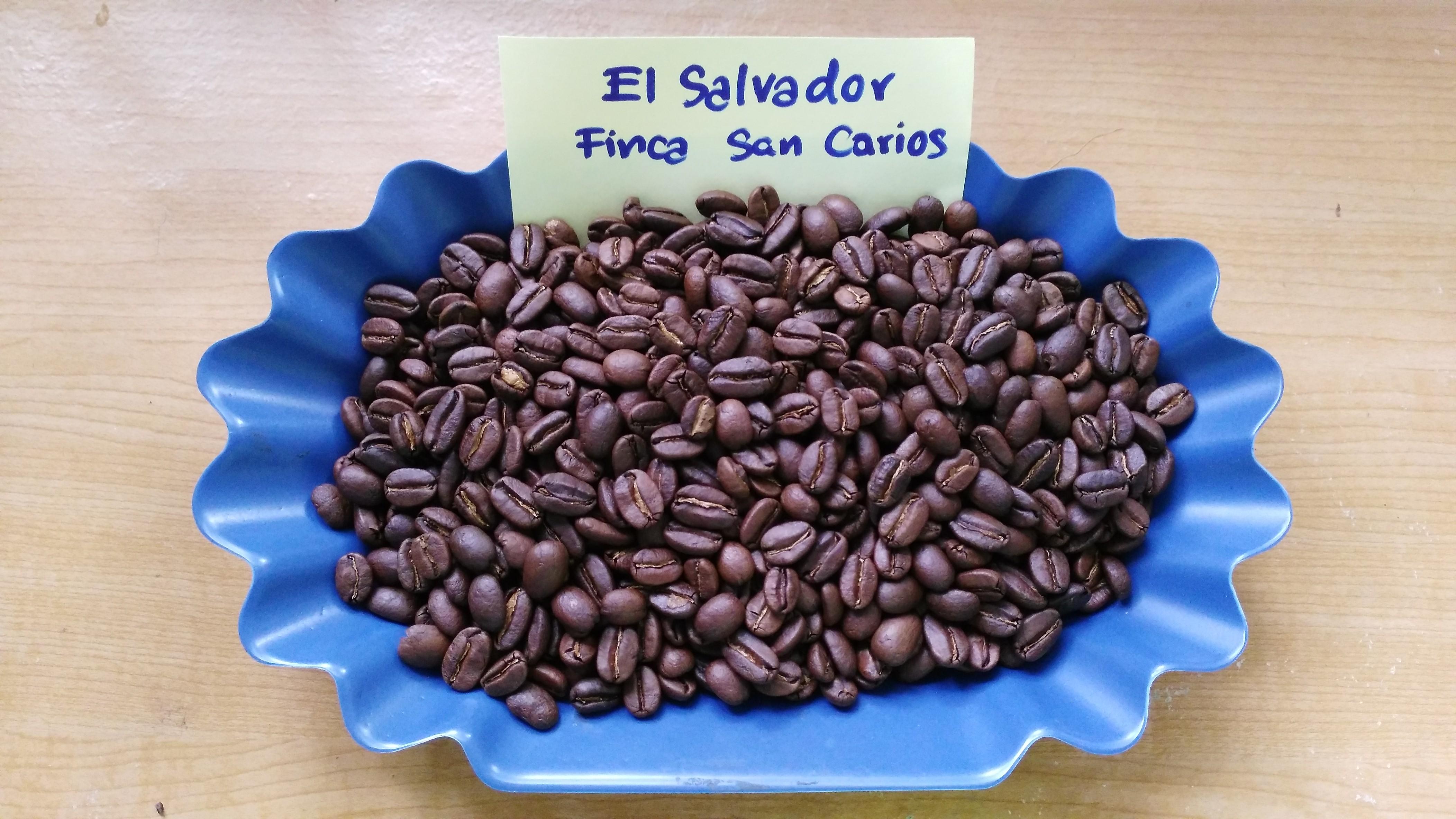 กาแฟ เอลซัลวาดอร์ ( El Salvador )