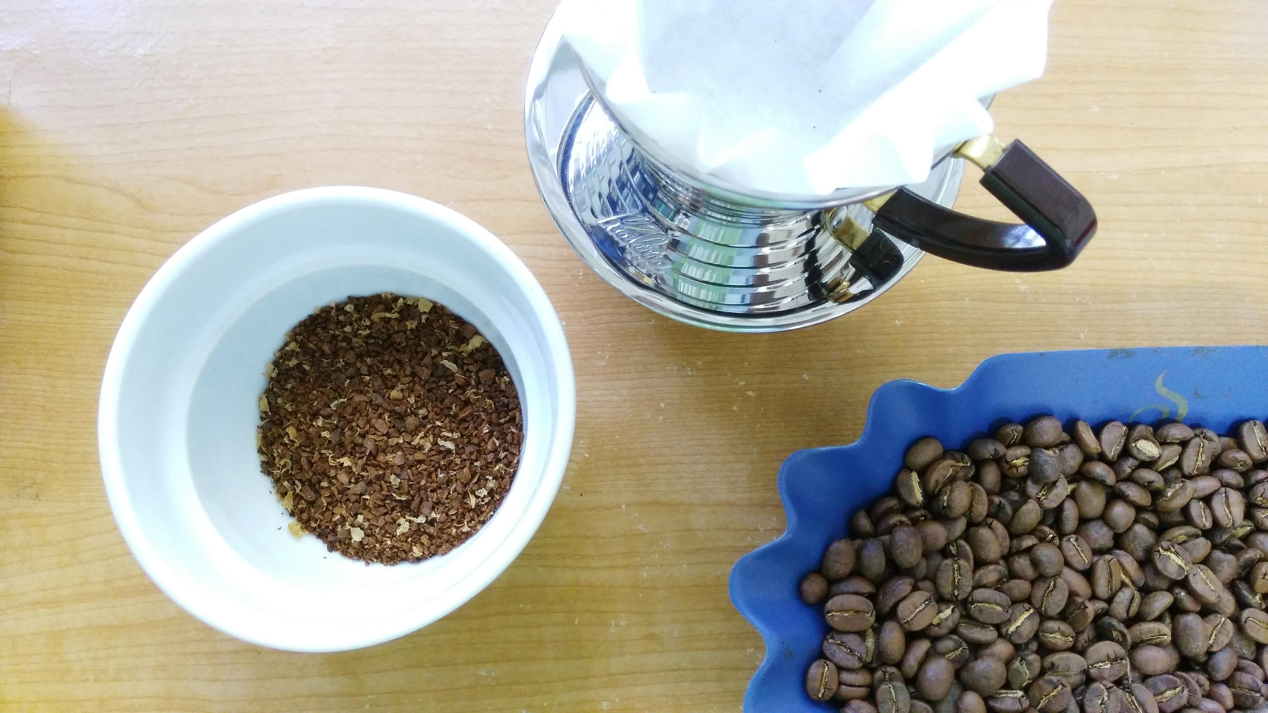 กาแฟคั่วอ่อนสำหรับ Filter