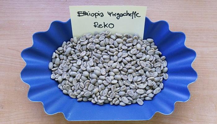 กาแฟเอธิโอเปีย เยอกาเชฟ ( Ethiopia Yirgacheffe Reko )