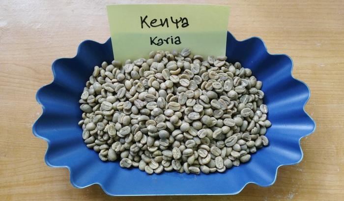 กาแฟเคนย่า ( Kenya Karia )