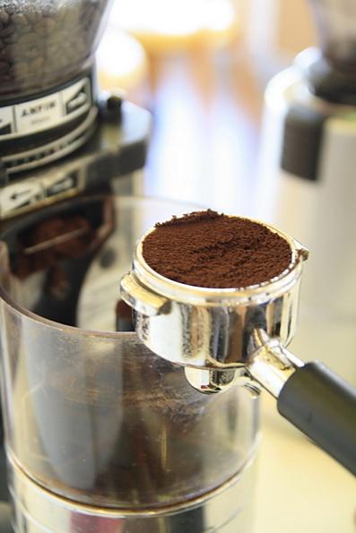 การตวงกาแฟ