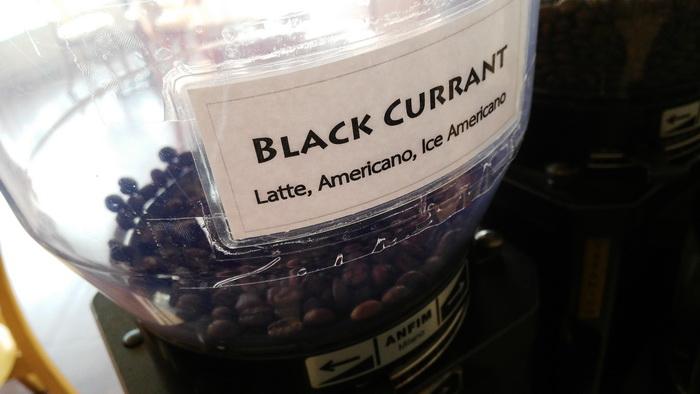 กาแฟ Black Currant