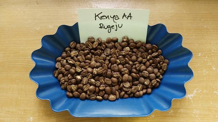 กาแฟเคนย่า (KENYA AA Rugeju)